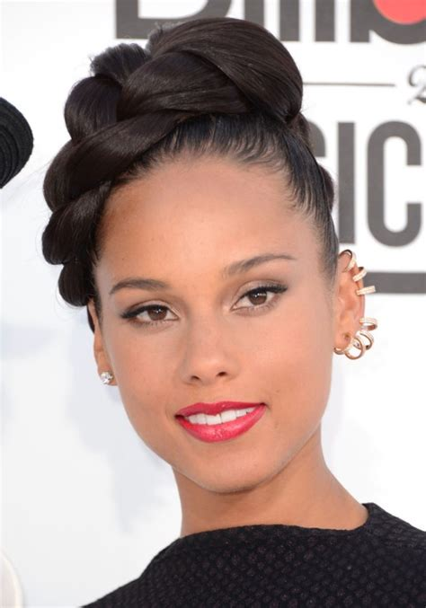black updo hairstyles 2013 naturally curly black hair beautiful by its self