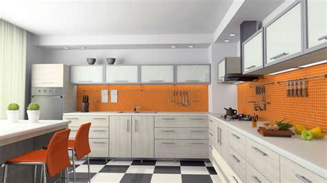 decorar cocina naranja decorar el dormitorio con el color naranja