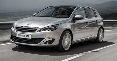 peugeot cars 2015 2015 peugeot 308 australian technical specifications