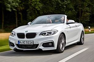 Bmw Convertable Bmw 2 Series Convertible 2017 Facelift Review Auto Express
