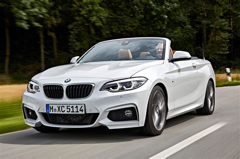 Bmw 2er Cabrio by Bmw 2 Series Convertible 2017 Facelift Review Auto Express