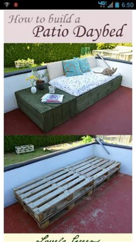16 pallet daybed hot and new trend pallet furniture diy crib mattress on pinterest nursery furniture cribs and