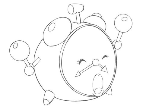 Daily Coloring Pages Daily Necessities Coloring Page For Kids 12 by Daily Coloring Pages