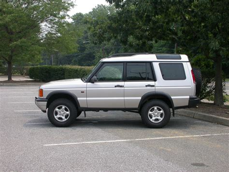 2000 land rover 2000 land rover discovery ii pictures information and