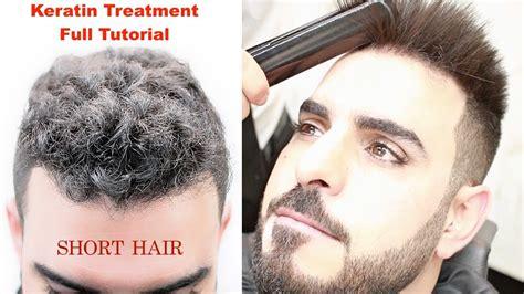 keratin straightening and short haircut keratin treatment for short hair hair straightening