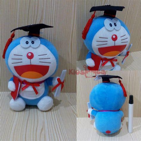 Boneka Wisuda Doraemon jual boneka wisuda doraemon di lapak konoha store