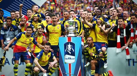 Arsenal Wins The Fa Cup Final After Crushing Chelsea Sports   arsenal crush aston villa to win record fa cup title