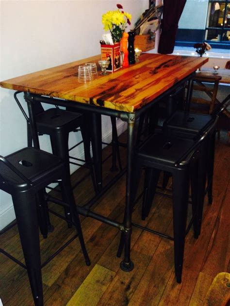 Used Bar Stools And Tables For Sale by Secondhand Vintage And Reclaimed Restaurant Chairs