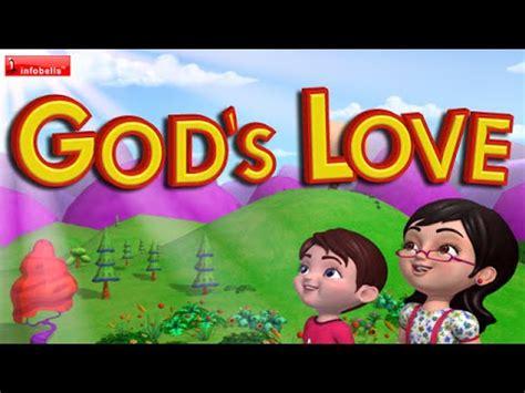 god's love is so wonderful nursery rhymes youtube