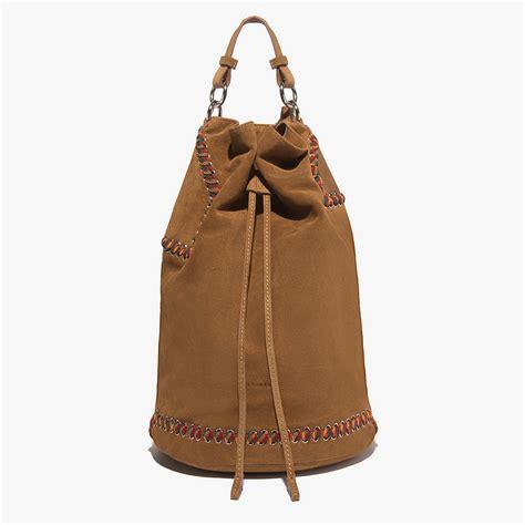 Flavienne Bag flavienne bag in suede cuir coccinelle