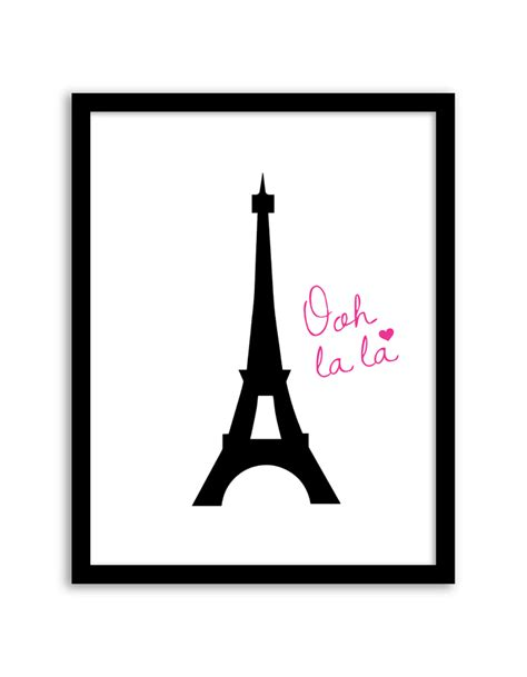 9 best images of eiffel tower party free printables free