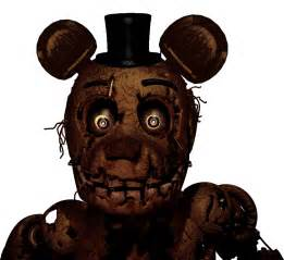 Spring freddy by erichgrooms3 on deviantart