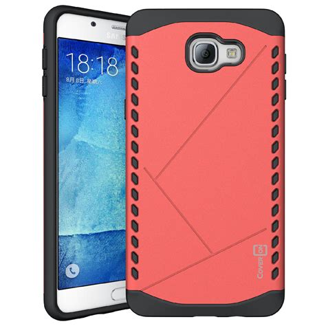 rugged mobile phone cases slim hybrid armor tough rugged phone cover for for samsung galaxy a9 ebay