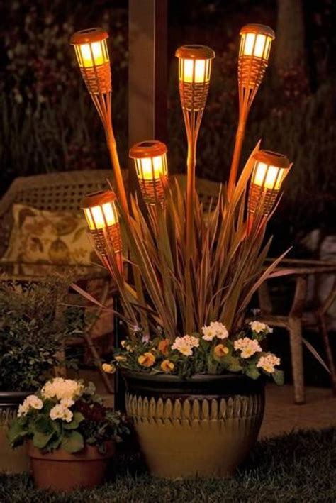 outdoor party lighting ideas exterior small