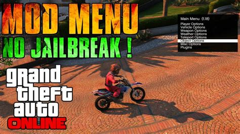 mod gta 5 usb gta 5 mod menu usb ps3 ps4 xbox360 xbxone no jalibreak