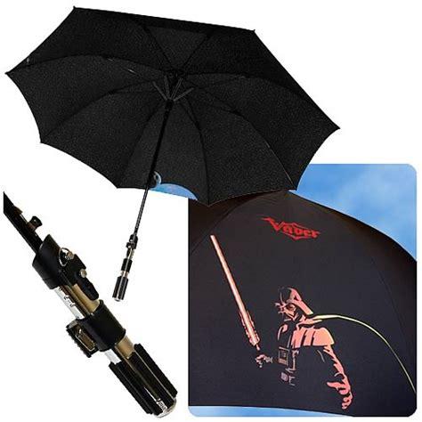 Darth Vader Umbrella by Wars Style B Darth Vader S Lightsaber Umbrella