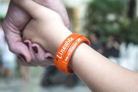 Lineable : le bracelet qui surveille vos enfants   Meilleur Mobile