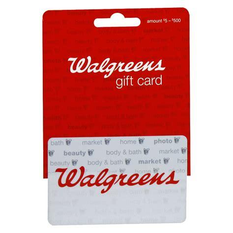 Gift Cards Sold At Walgreens - walgreens non denominational gift card walgreens