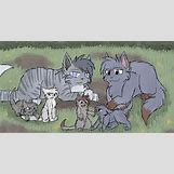 Warrior Cats Jayfeather And Halfmoon Kits | 698 x 367 png 343kB