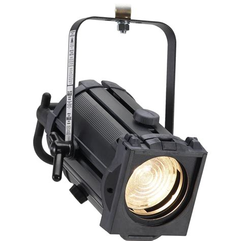 Fresnel Light by Strand Lighting Acclaim 575w 650w Fresnel Light Black