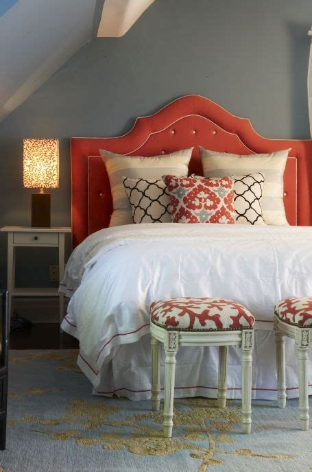 bedroom beautiful grey velvet tufted headboard beautiful red gray blue bedroom design with blue gray