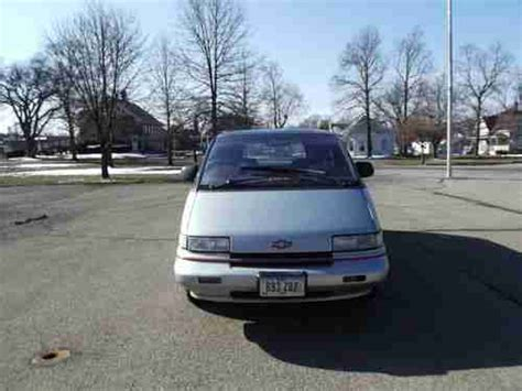 1993 chevrolet lumina apv base for sale 995 find used 1993 chevrolet lumina apv base mini passenger van 3 door 3 1l in bloomfield iowa