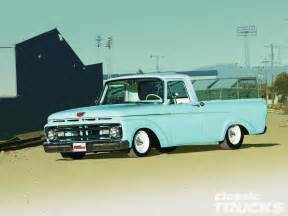 the amazo effect 1963 ford unibody in one