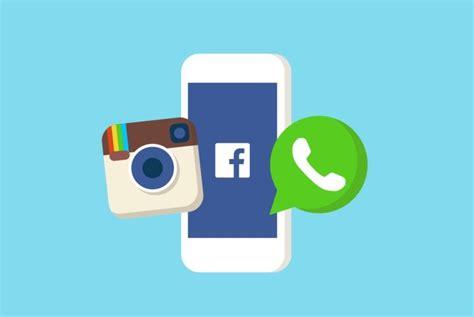 facebook veut unifier whatsapp instagram et facebook