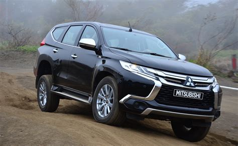 mitsubishi pajero sport mitsubishi pajero sport review drive caradvice