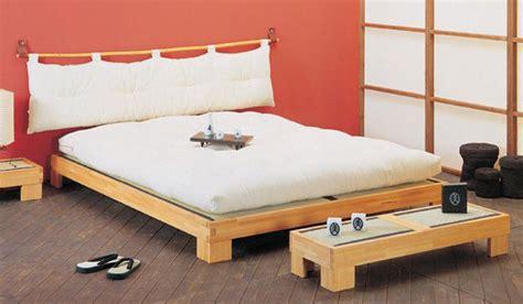 giapponesi a letto letto giapponese vivere zen