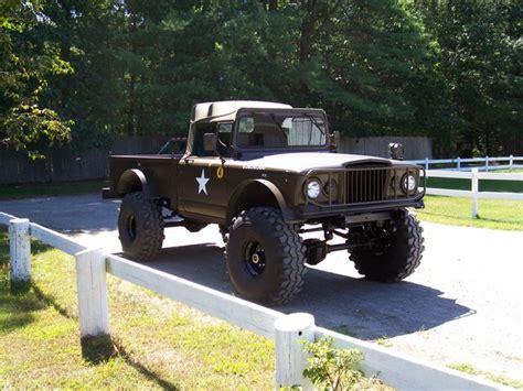jeep kaiser custom custom jeep kaiser m715 images