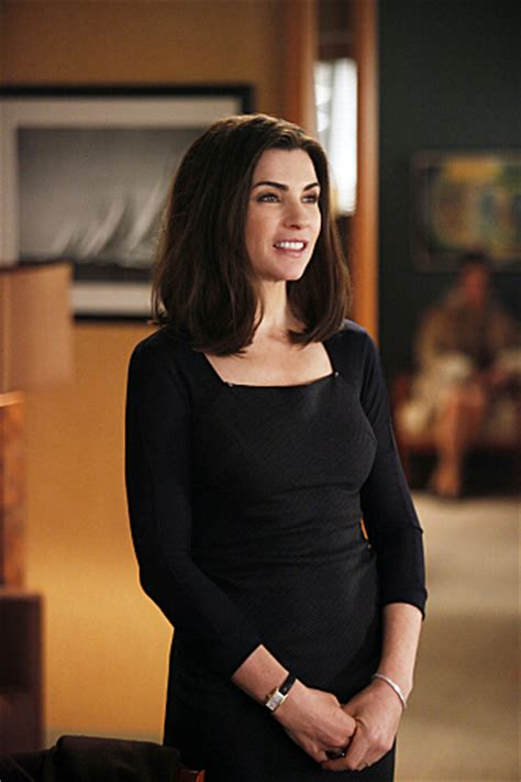 julianna margulies new hair cut alicia florrick images alicia wallpaper and background