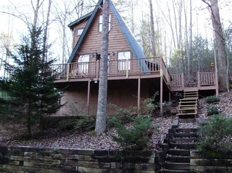 Cabins For Rent In Blairsville Ga by Blairsville Cabin Rental View Cove Secluded But