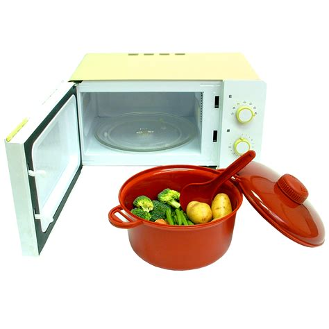 Microwave Pressure Cooker 2 55l microwave pressure cooker rice pasta vegetable