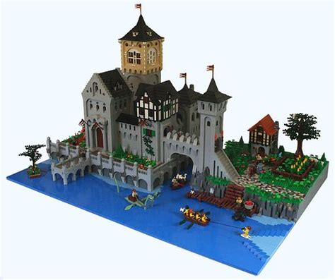 Lego Ship Castle 334 best images about lego on