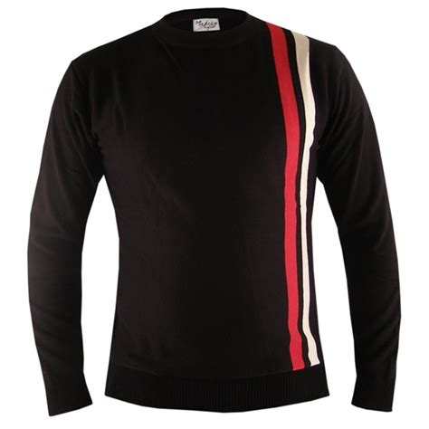 Sweater Jumper Cp Ac Milan Black madcap new racing jumper black