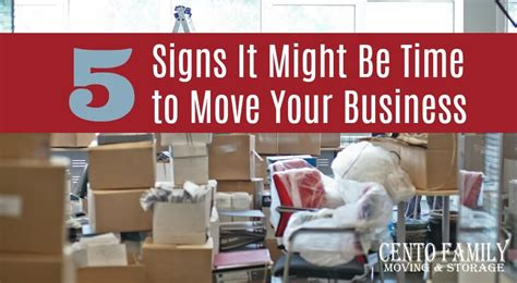 Signs It May Be Time To Buy A New Vehicle by 5 Signs It Might Be Time To Move Your Business Cento