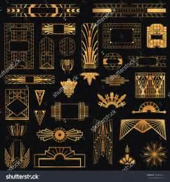 deco graphic design elements www pixshark images galleries with a bite