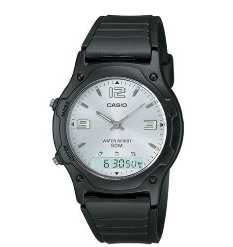 Jam Tangan Casio Aw 49h 7e Aw 49h 7e Analog Digital Original jual casio aw49 baru harga jam tangan terbaru murah