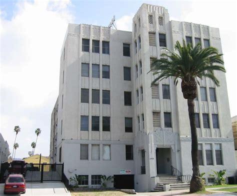 Deco Apartment Buildings Los Angeles 1920s Restored Deco Apartment Building Yelp
