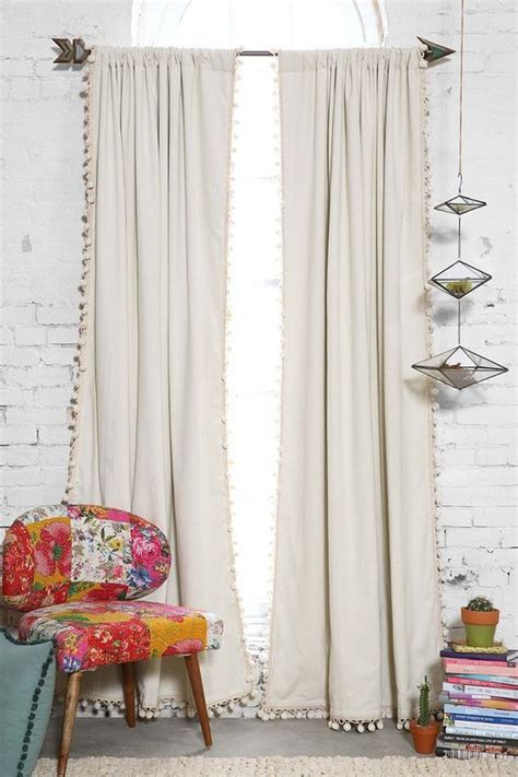 How To Decorate A Bow Window 25 best ideas about farmhouse curtains on pinterest