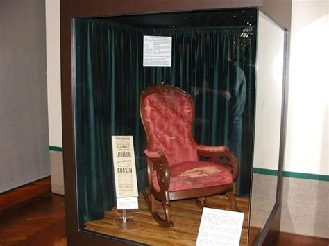 Lincoln Chair Henry Ford Museum by Henry Ford Museum August 3 2001