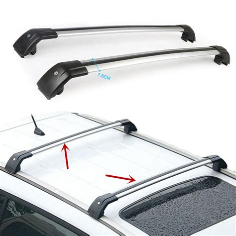 car top carrier cross bars car top carrier cross bars 28 images 53 quot aluminum roof top rail rack cross