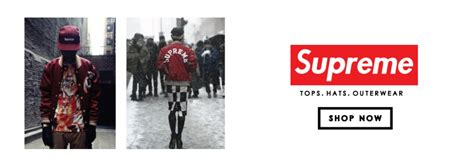 supreme streetwear supreme clothing brand website