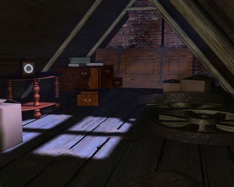 attic pictures old attic by hupie on deviantart