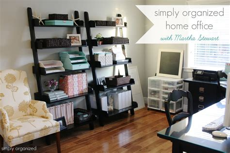 simply organized simply organized home office with