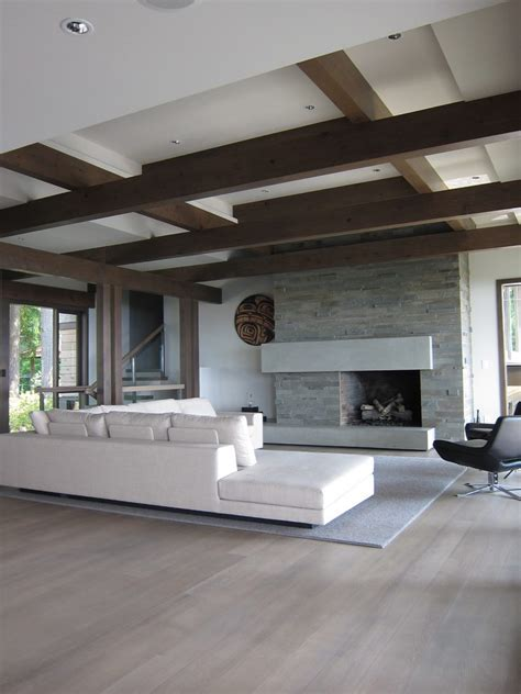 how to design a living ebony stained red oak floors living room contemporary with