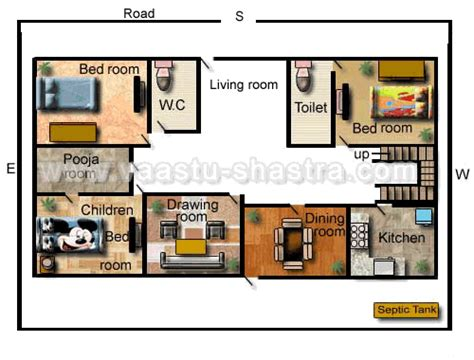 vastu model house plan house plans and ideas