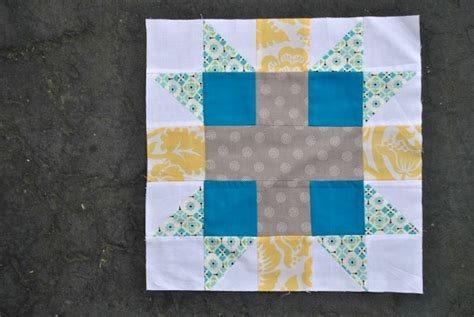 Square Quilt Block by How To Square A Quilt Block