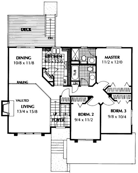 100 split level ranch floor plans best 25 2 bedroom house